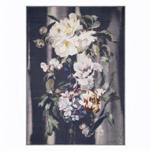 DELFT FLOWER NOIR CHRISTIAN LACROIX