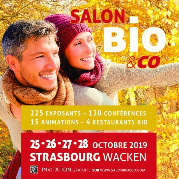 Salon Bio & Co Strasbourg Automne 2019